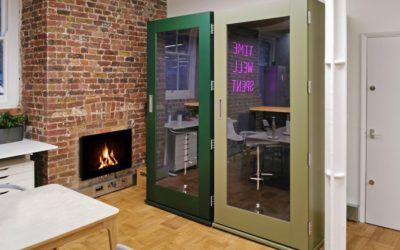 Phone booth comparison – 5 things to look for when purchasing an office pod